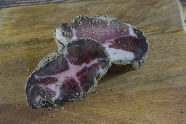 Peppered Coppa